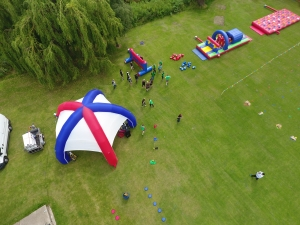 Its a knockout event Cambridge