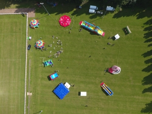 Corporate Team Fun Day Staines Middlesex